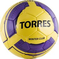 Мяч TORRES Winter Club YELLOW