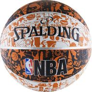 Мяч SPALDING NBA GRAFFITI 73-722z