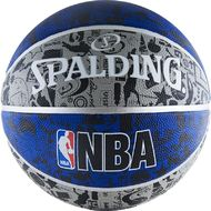 Мяч SPALDING NBA GRAFFITI 83-176z