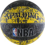 SPALDING NBA GRAFFITI 83-307z