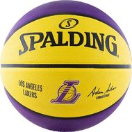 SPALDING NBA Team Los Angeles Lakers