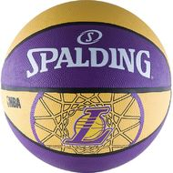 Мяч Spalding Los Angeles Lakers