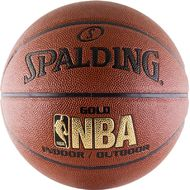 Мяч Spalding NBA Gold Series Indoor/Outdoor